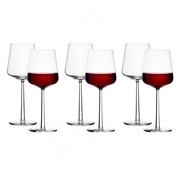 iittala - Essence Rotweinglas 6er Set