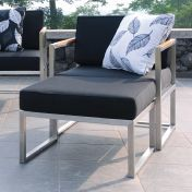 Jan Kurtz: Brands - Jan Kurtz - Lux Lounge Outdoor Armchair