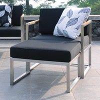 Jan Kurtz - Lux Lounge Outdoor Armchair