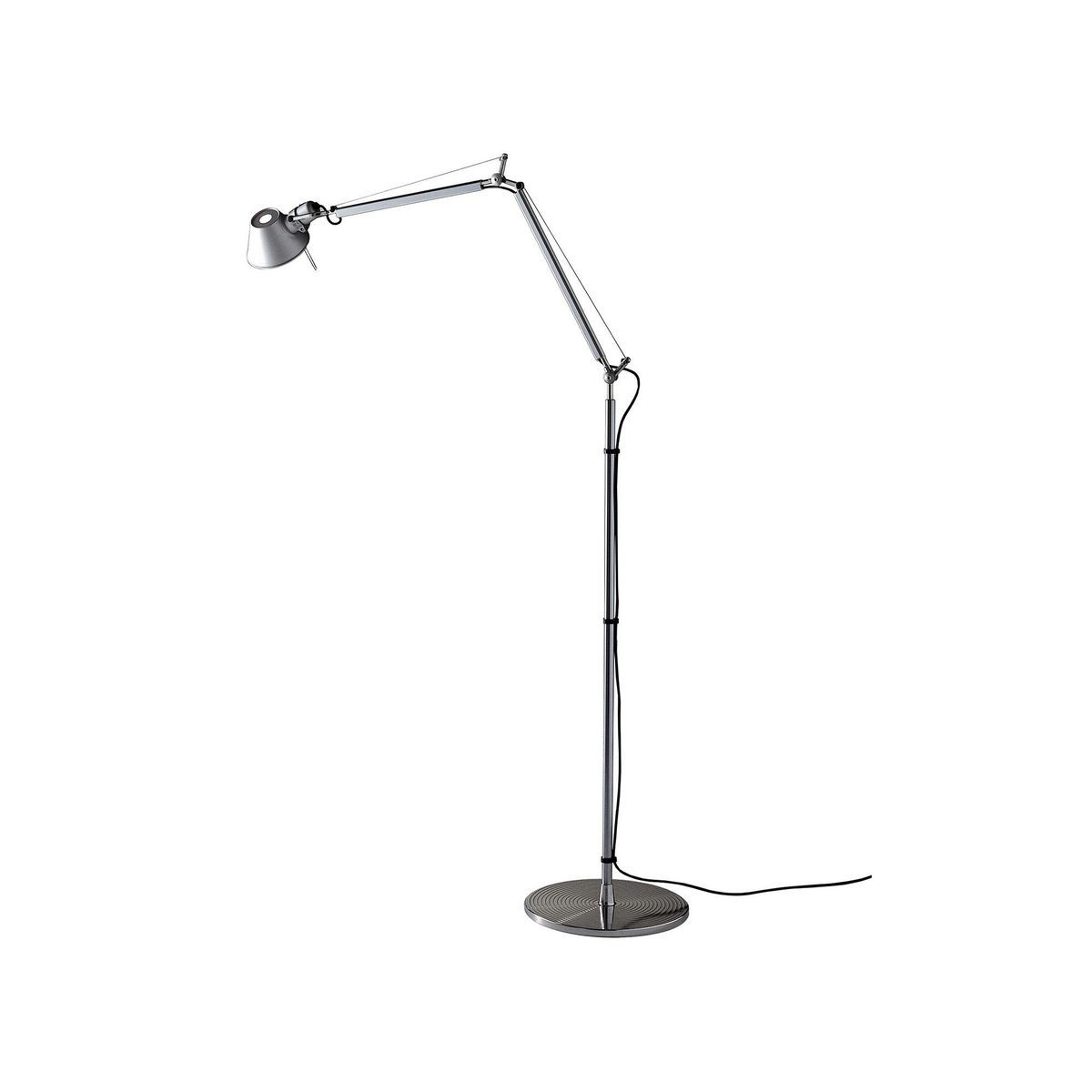 Tolomeo Terra E27 Floor Lamp | Artemide | AmbienteDirect.com