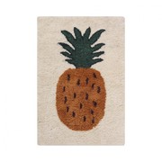ferm LIVING - Tapis Fruiticana Tufted Ananas 120x80cm