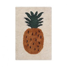 ferm LIVING - Fruiticana Tufted Pineapple Rug