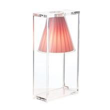Kartell - Light-Air Tischleuchte mit Stoff
