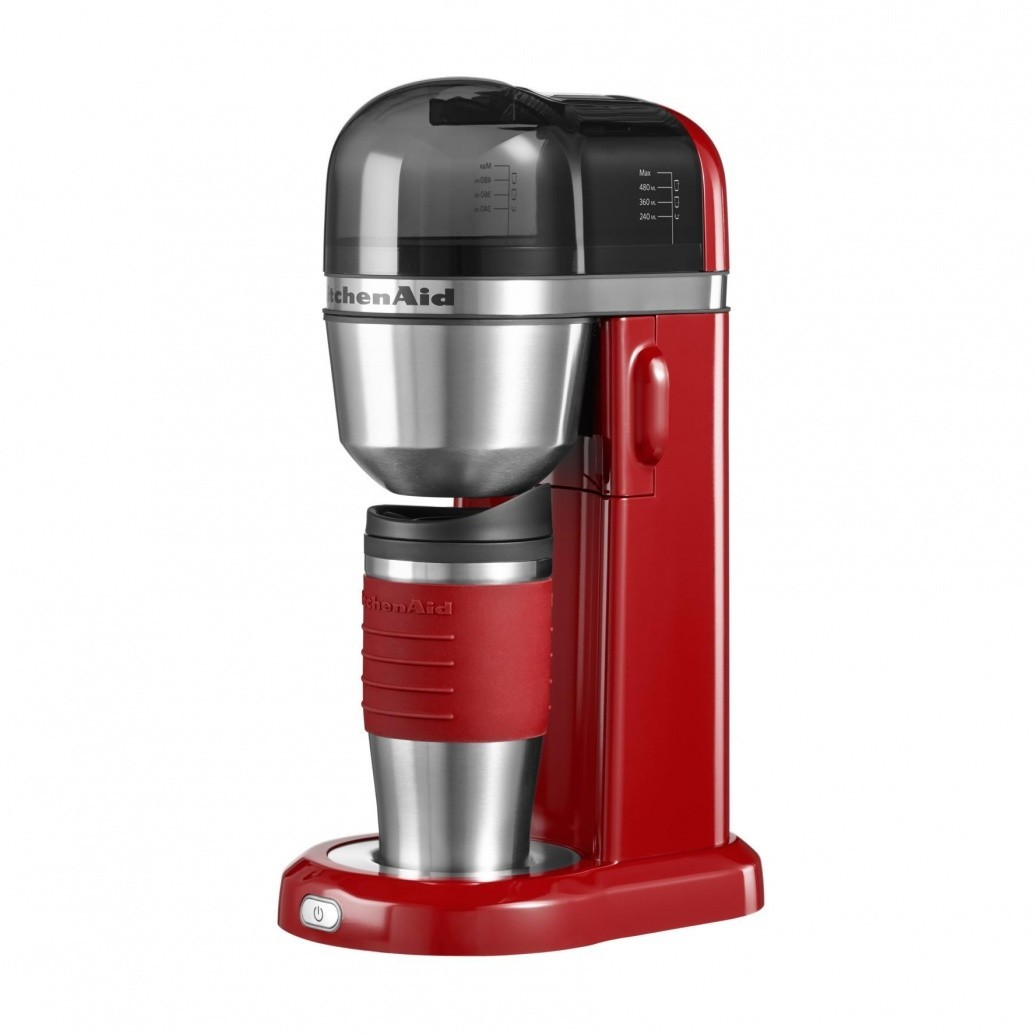 Kitchenaid 5kcm0402 Coffee Maker With Take Away Cup Ambientedirect