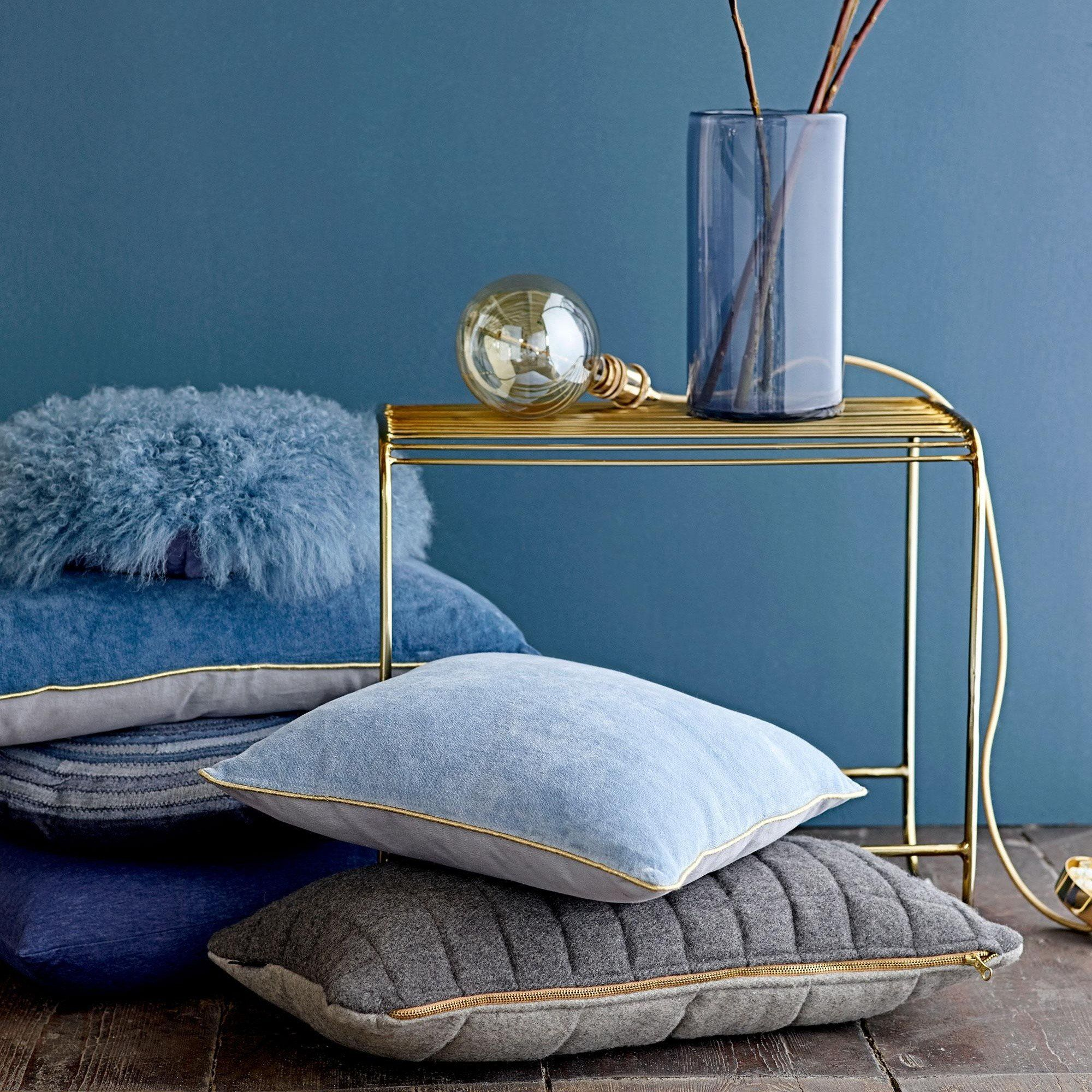 bloomingville hocker beistelltisch bloomingville. Black Bedroom Furniture Sets. Home Design Ideas