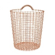 Korbo - Bin Copper Wire (Wall) Basket
