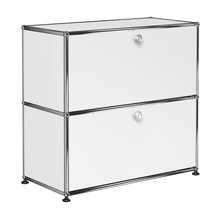 USM - USM Sideboard With 2 Falling Boards W77.3cm