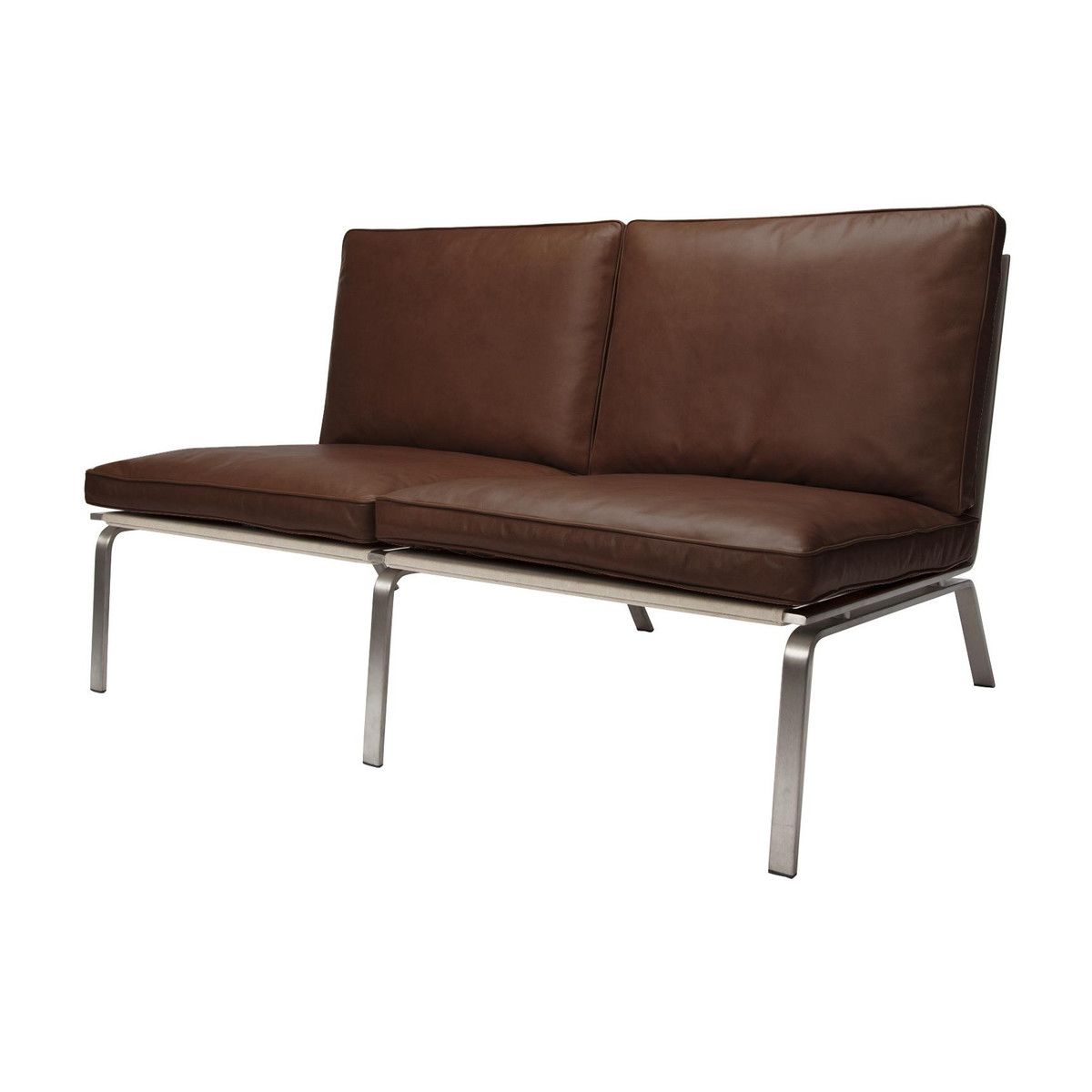 Lounge sofa leder  Man Lounge 2-Seater Sofa | NORR 11 | AmbienteDirect.com