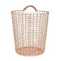Korbo - Bin 18 Copper Wire (Wall) Basket