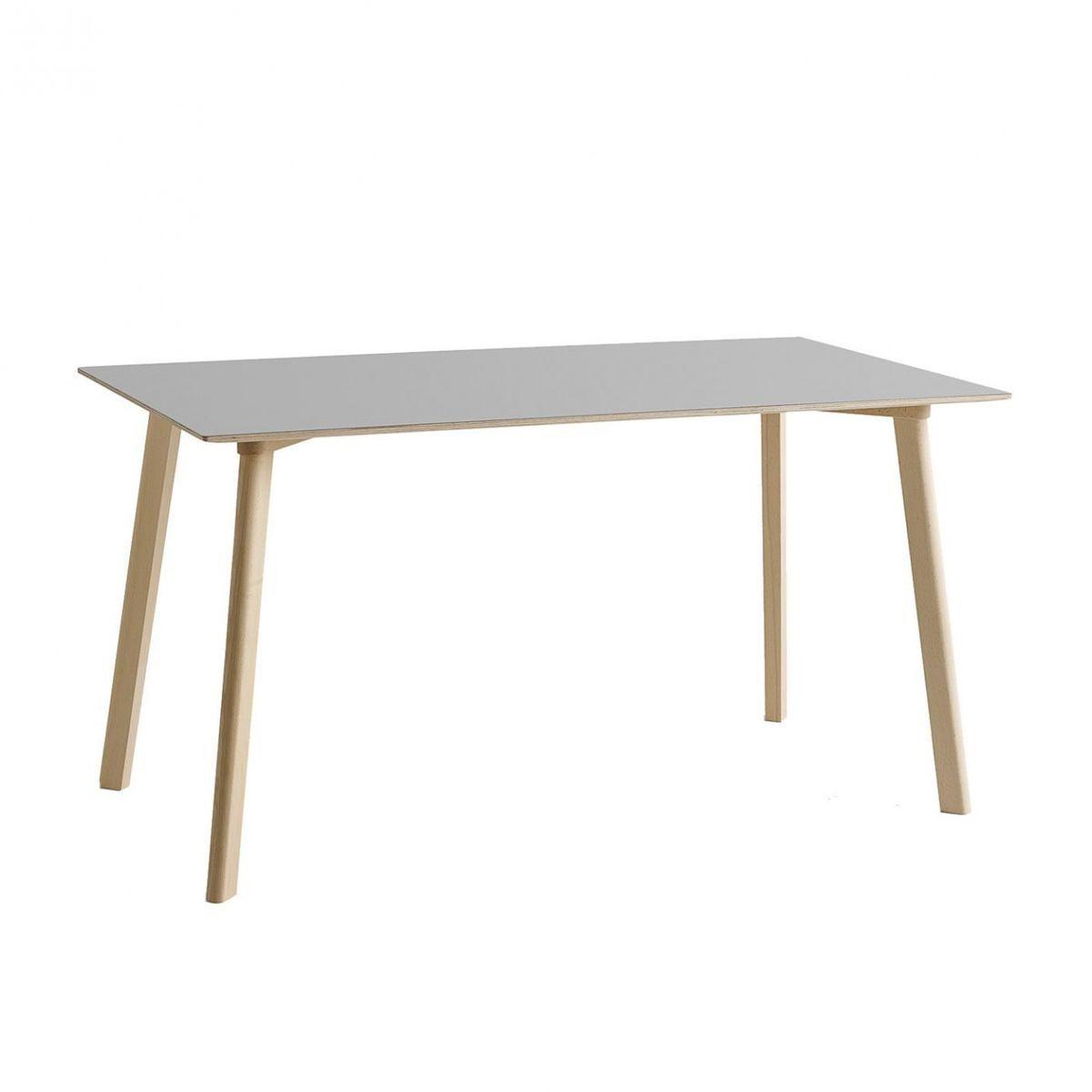 Copenhague Deux Cph 210 Table 140x75cm Hay