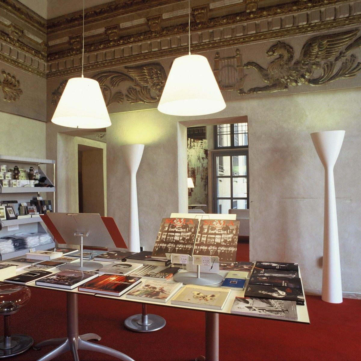 Costanza grande suspension luceplan - Pendelleuchte buro ...