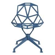 Magis - Chaise pivotante avec quatre pieds Chair One 4Star