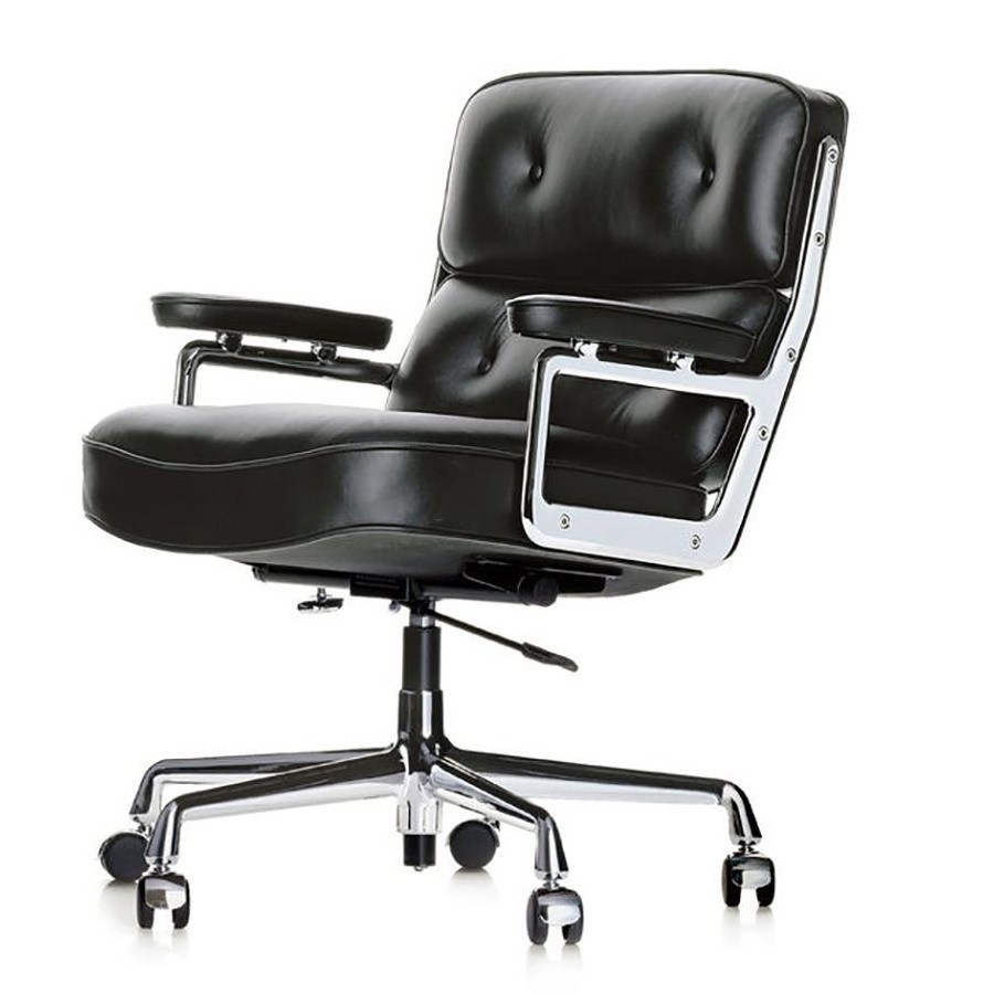 vitra es 104 eames lobby chair b rostuhl ambientedirect. Black Bedroom Furniture Sets. Home Design Ideas