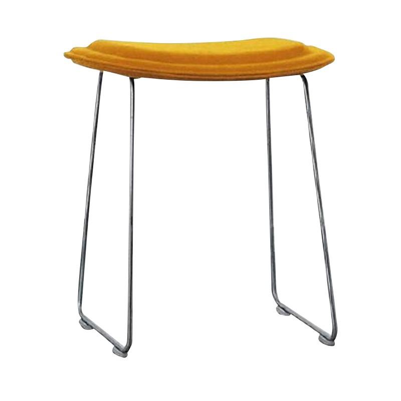 Marvelous Hi Pad Stool Squirreltailoven Fun Painted Chair Ideas Images Squirreltailovenorg