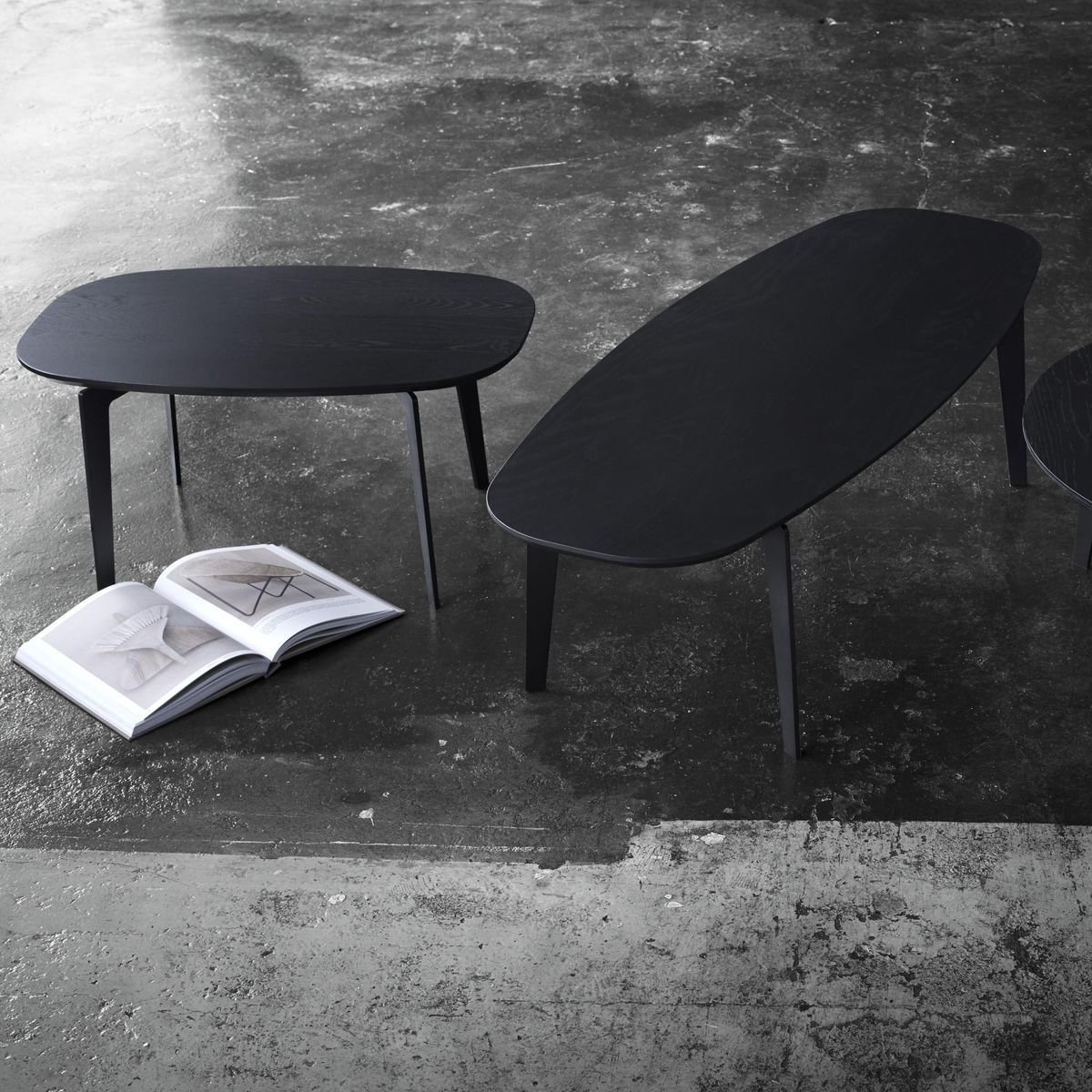 Join Fh61 Coffee Table Fritz Hansen