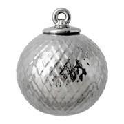 Lyngby Porcelæn - Rhombe Dekorationskugel/Weihnachtskugel