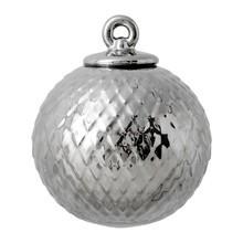 Lyngby Porcelæn - Rhombe decoratie snuisterij/bal van Kerstmis