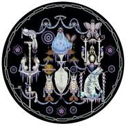 Moooi Carpets - Polar Byzantine Chapter 5 Carpet Ø300cm