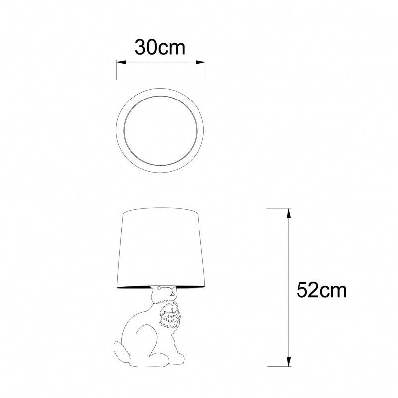Amazing Moooi   Rabbit Lamp Tischleuchte   Strichzeichnung