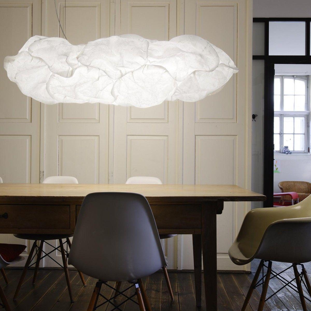 cloud xl 60 suspension lamp belux. Black Bedroom Furniture Sets. Home Design Ideas