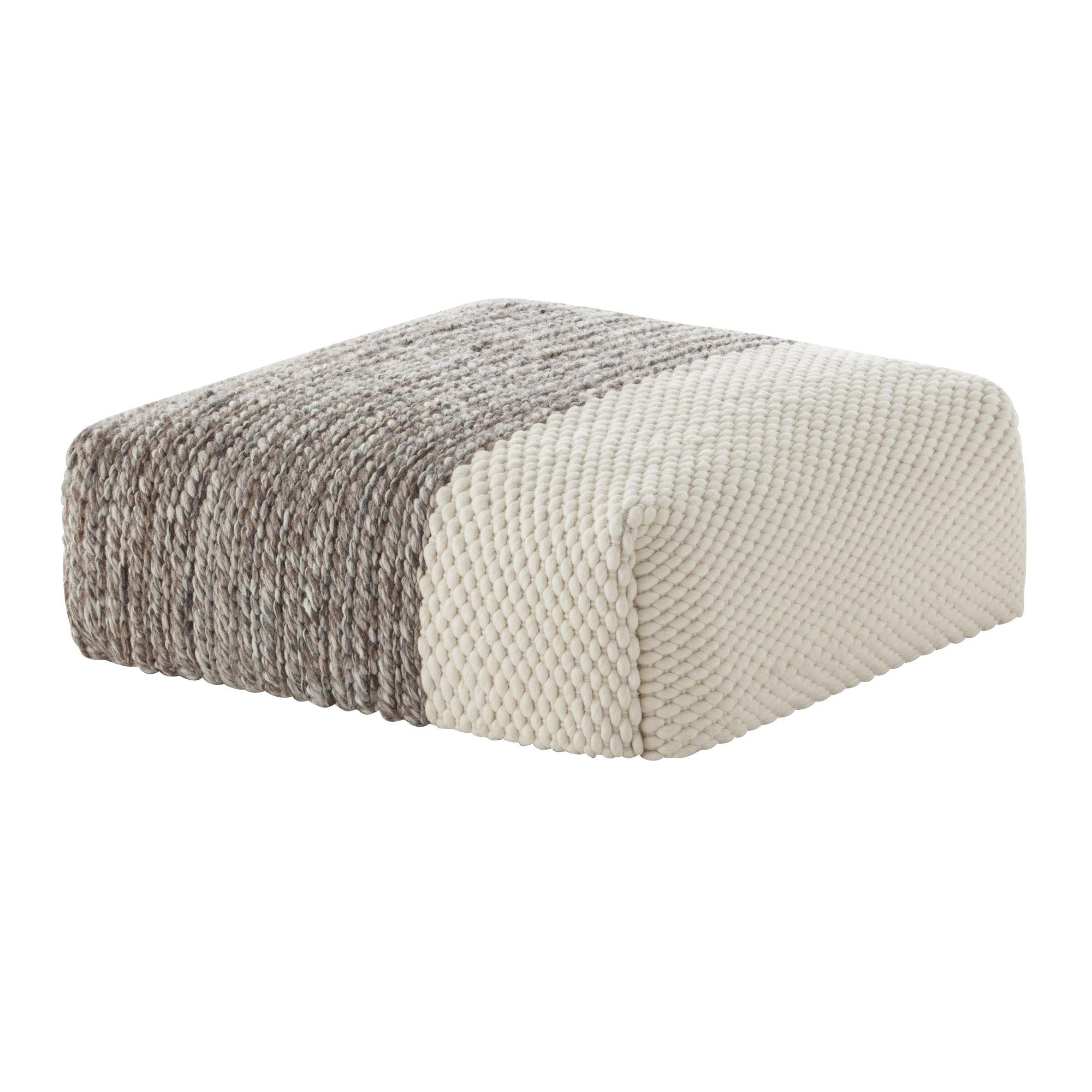 Gan Mangas Space Square Pouf Ambientedirect