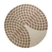 VerPan - Panton Grande Carpet - brown