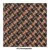Kettal - Bitta Gartenstuhl / Armlehnstuhl - wet sand/honeysuckle/Stoff 287 wet sand laminate/Band 453 honeysuckle/Gestell aluminium 726 mangan
