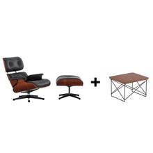 Vitra - Eames Lounge Chair Set + LTR gratis