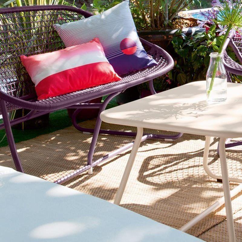 Sixties - Banco de jardín | Fermob | AmbienteDirect.com