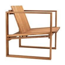Carl Hansen - BK11 Outdoor Lounge Chair