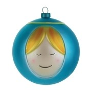 Alessi - Boules de Noël Madonna