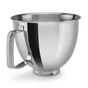KitchenAid - Edelstahlschüssel mit Griff