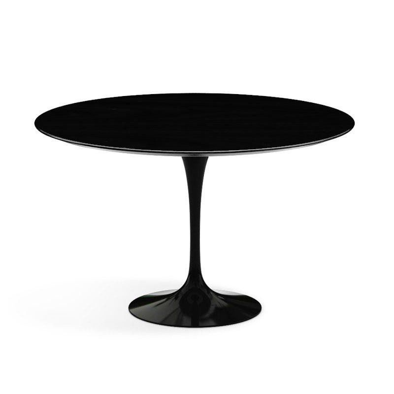 Knoll International Saarinen Table Øcm AmbienteDirect - Saarinen table white laminate