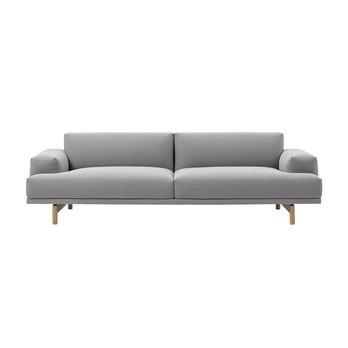 Muuto - Muuto Compose 3 Sitzer Sofa