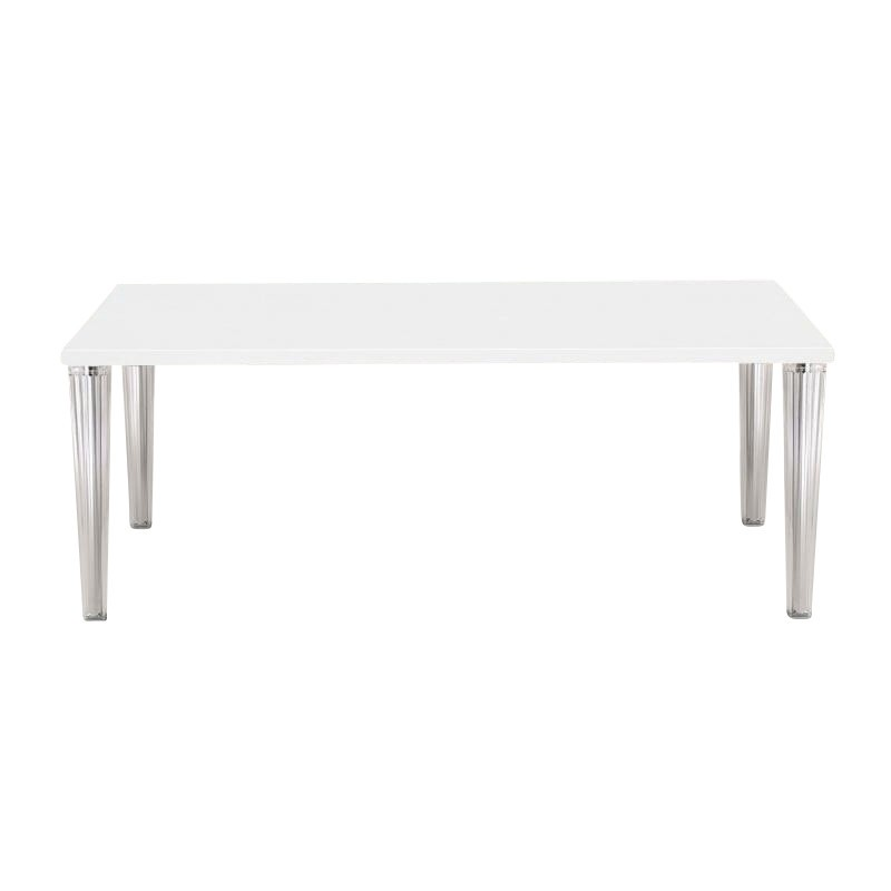 kartell top top dining table 190 ambientedirect rh ambientedirect com