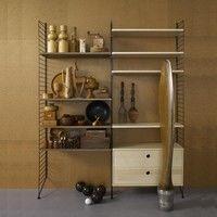 String - String Wood Wall Shelf