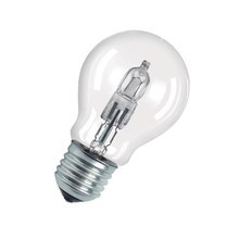 QualityLight - HALO E27 BULB CLEAR 46W