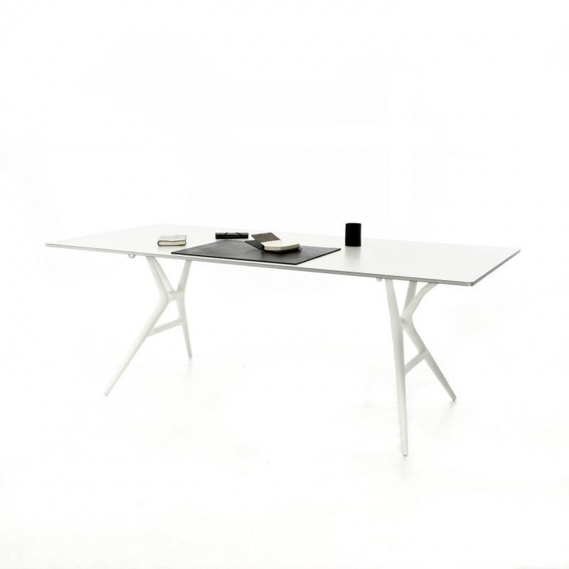Kartell Spoon Table 160cm Ambientedirect