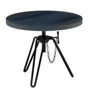 Diesel - Overdyed Side Table Round