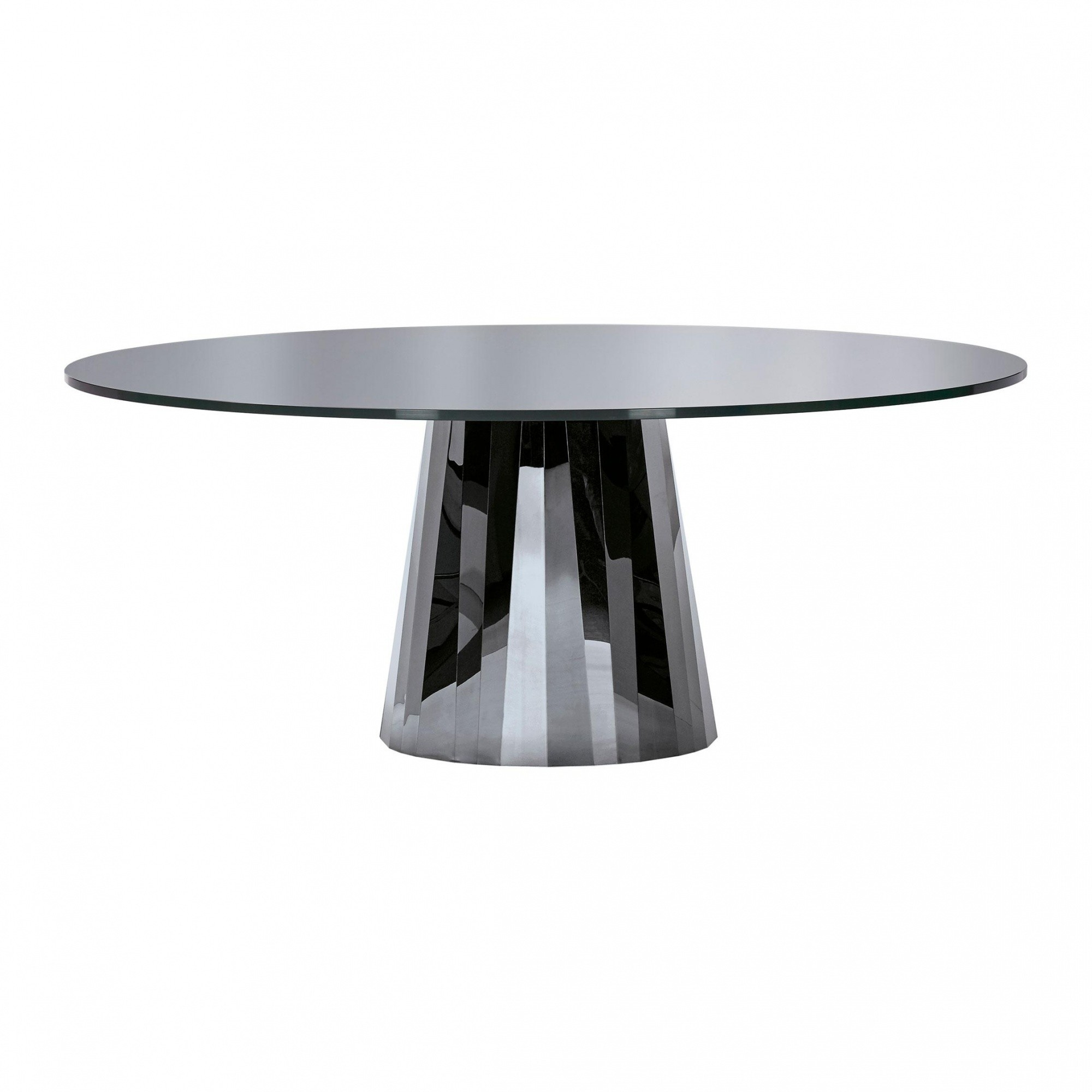 Classicon Pli Dining Table Table Top Lacquered Ambientedirect