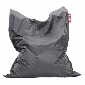 Fatboy - Fatboy Original Sitzsack - dunkelgrau/180x140cm