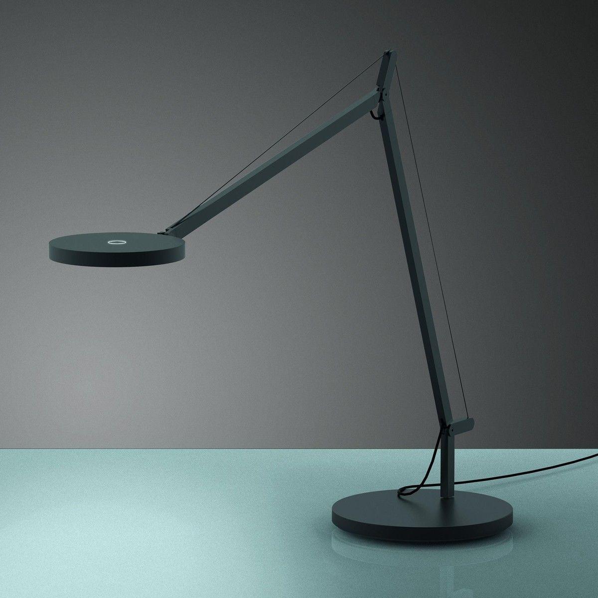 Demetra led lampe de table artemide for Artemide lampe