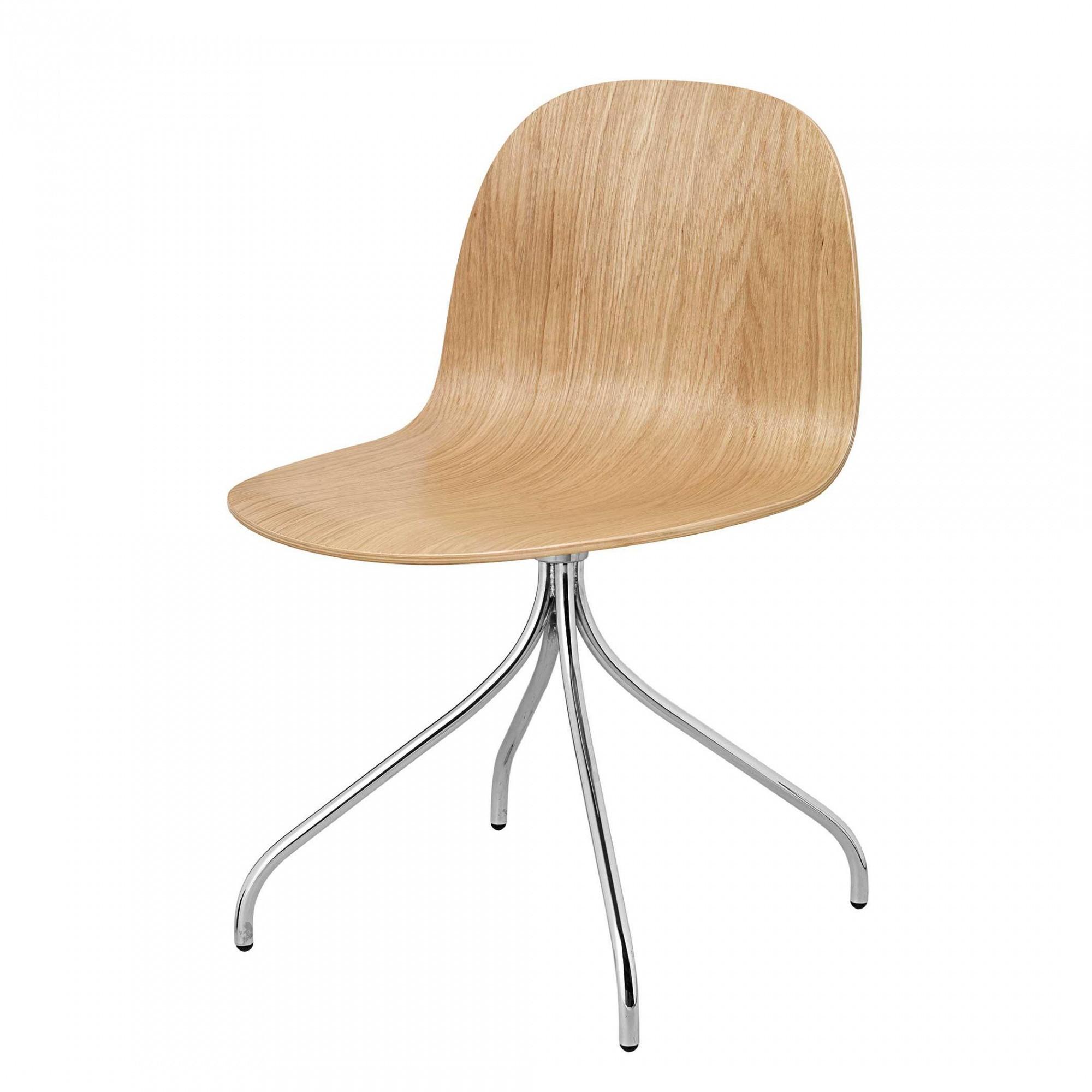 2d Dining Chair Gubi Pivotante Chaise CxedBo