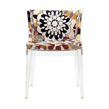 Kartell - Mademoiselle Chair frame transparent