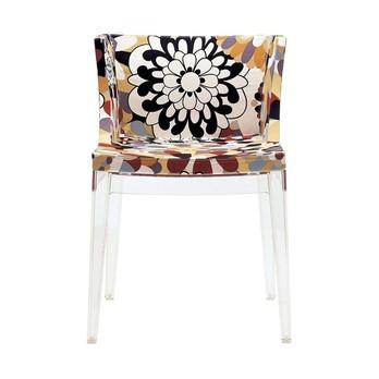 Mademoiselle Chair Frame Transparent