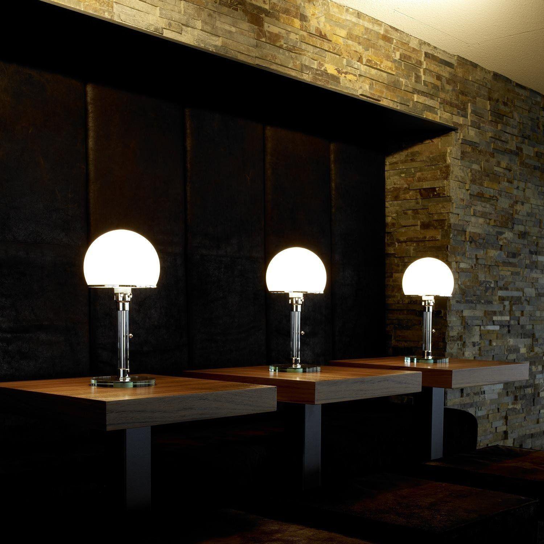 Tecnolumen wagenfeld table lamp ambientedirect tecnolumen wagenfeld table lamp tecnolumen wagenfeld table lamp aloadofball Gallery