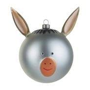 Alessi - Palle Presepe Christmas Tree Balls