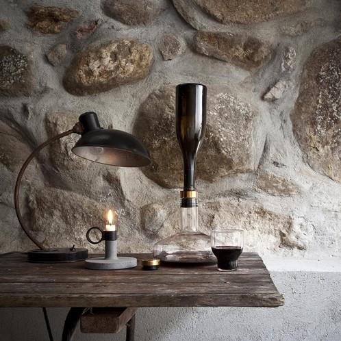 Menu - Wine Breather Deluxe Karaffe mit Deckel