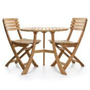 Skagerak: Marques - Skagerak - Vendia - Ensemble de jardin (table & chaises)