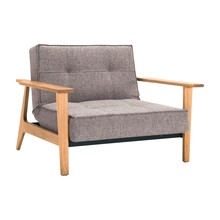 Innovation - Splitback Frej Easy Chair Oak